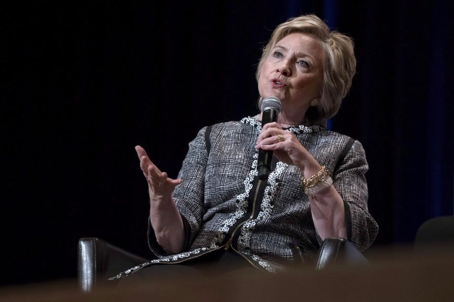 Hillary Clinton sortira son nouveau livreWhat Happenedle 12... (archives Associated Press)
