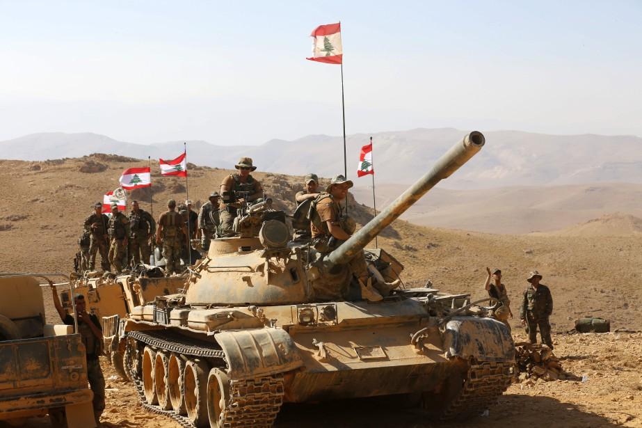 Après une semaine de combats, l'armée libanaise a... (Photo Hassan Ammar, AP)
