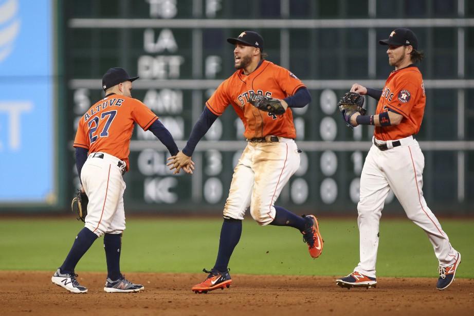 Les Astros de Houston accueilleront... (Photo Troy Taormina, USA Today Sports)