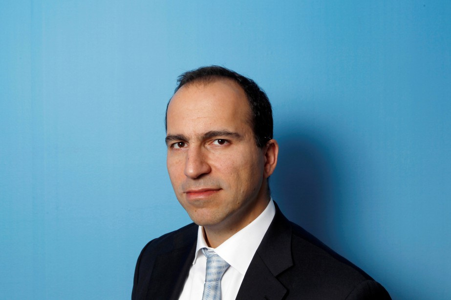 Dara Khosrowshahi dirige Expedia depuis 2005 et a... (PHOTO REUTERS)