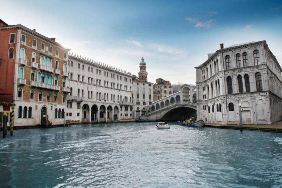 Le pont du Rialto, à Venise... (PHOTO THINKSTOCK)