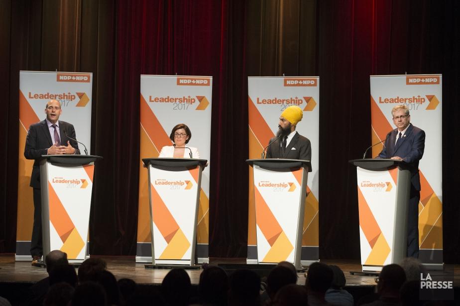 Le vote pour l'élection du nouveau chef commencera... (PHOTO ROBERT SKINNER, ARCHIVES LA PRESSE)