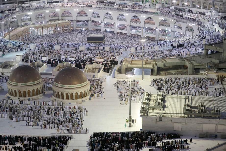 Tous les musulmans doivent effectuer le pèlerinage du... (AFP)
