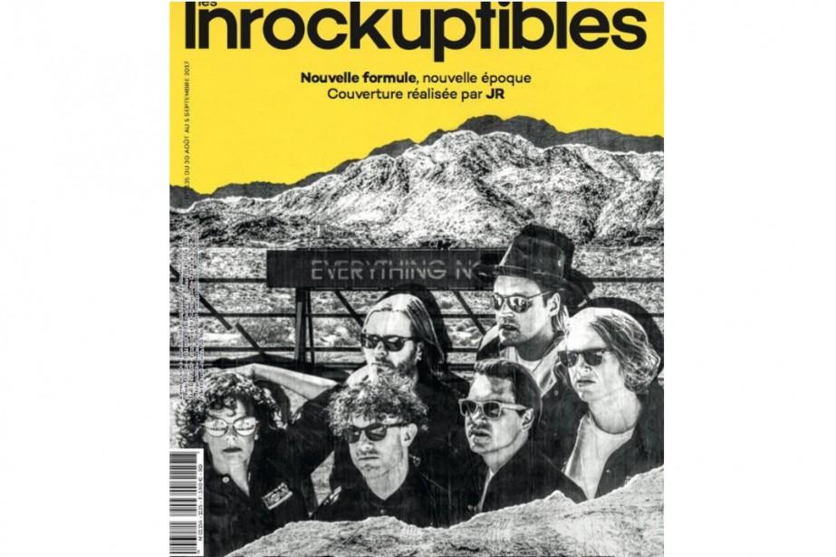 Le groupe montréalais Arcade Fire est rédacteur en... (Image fournie par Les Inrockuptibles)