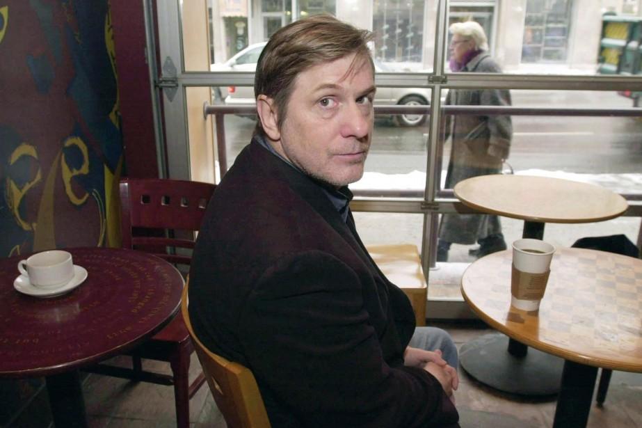 David Adams Richards en 2003.... (Photo Teresa Barbieri, archives La Presse canadienne)