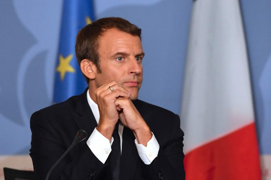Pas question de juger son action sur cent... (PHOTO AFP)