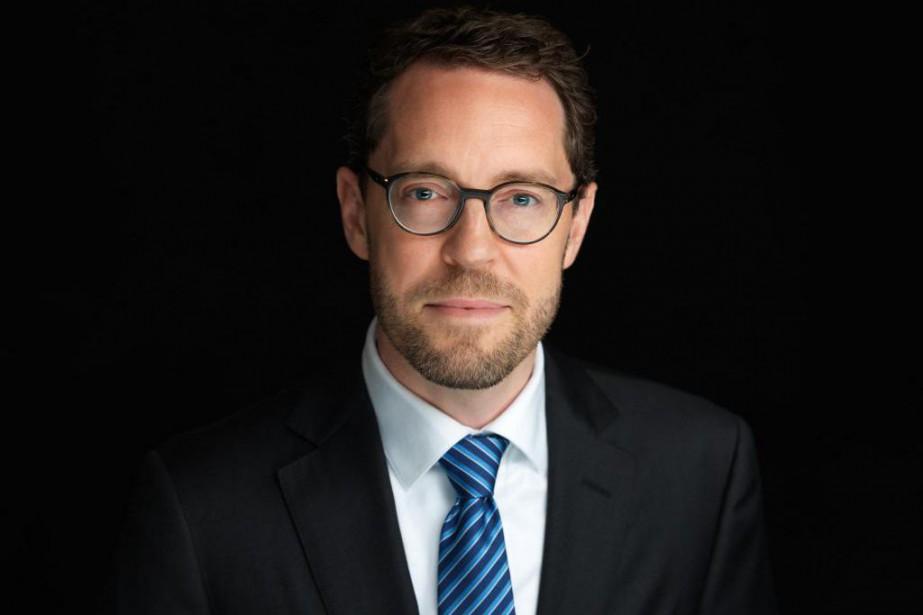 Grégoire Baillargeon, co-chef de BMO Marchés des capitaux... (photo fournie par la Banque de Montréal)