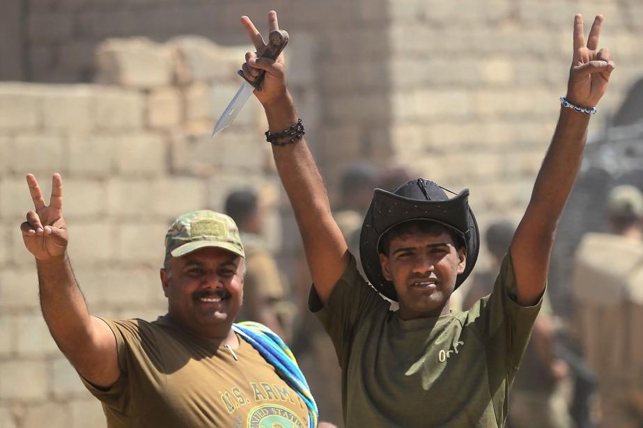 Après la reprise de Tal Afar, l'EI ne... (AFP)