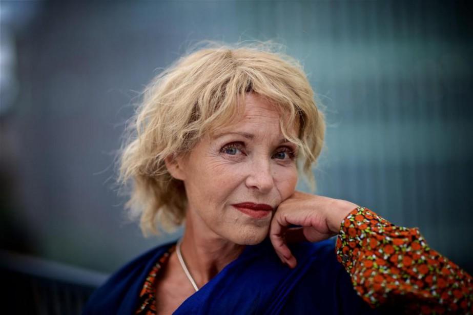 La comédienne Fanny Cottençon préside le jury de... (Photo André Pichette, La Presse)