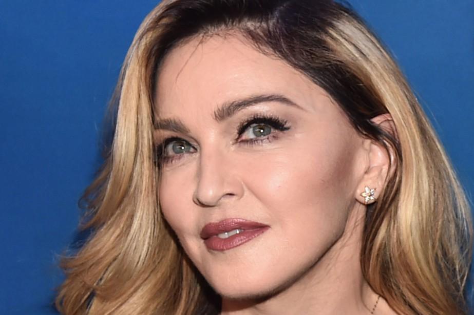La chanteuse américaine Madonna s'est installée dans un... (PHOTO ARCHIVES AFP)