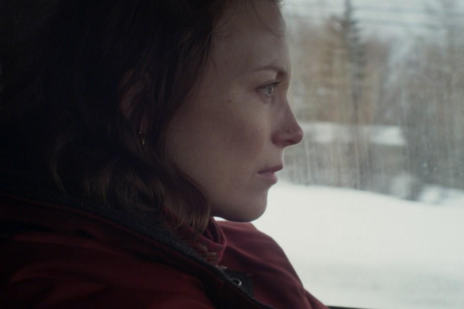 Isabelle Blais dans une scène du film Tadoussac... (Photo fournie par K-Films Amérique)