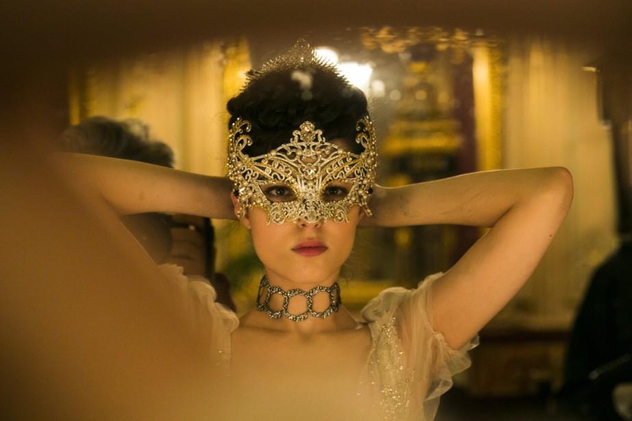 L'actrice Michalina Olszanska incarne la ballerine Matilda Kschessinska... (Photo fournie par Rock Films Studio)