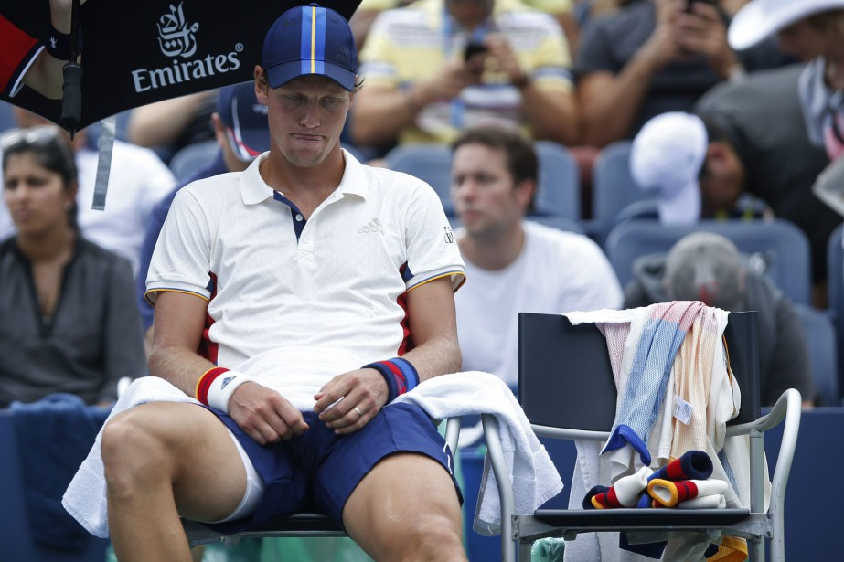Tomas Berdych... (Photo Jason Decrow, archives Associated Press)