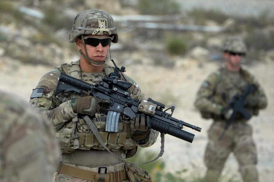 Le Pentagone a révélé mercredi que 11 000... (Archives AFP)