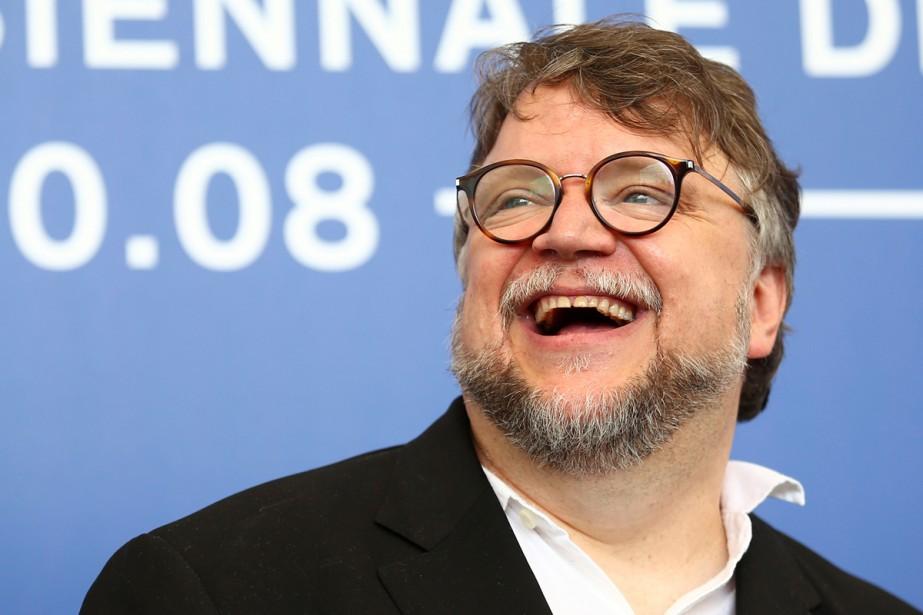 Guillermo del Toro a présenté The Shape of... (PHOTO REUTERS)