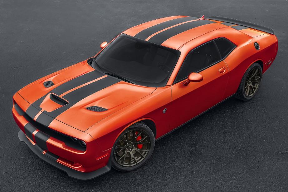 Cette Dodge n'a pas considérablement évolué depuis sa renaissance, il y a près de 10 ans maintenant. (Toutes les photos : Dodge)