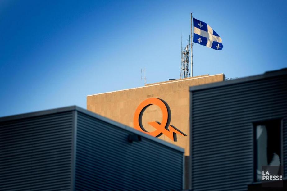 Hydro-Québec a augmenté ses profits... (PHOTO BERNARD BRAULT, ARCHIVES LA PRESSE)