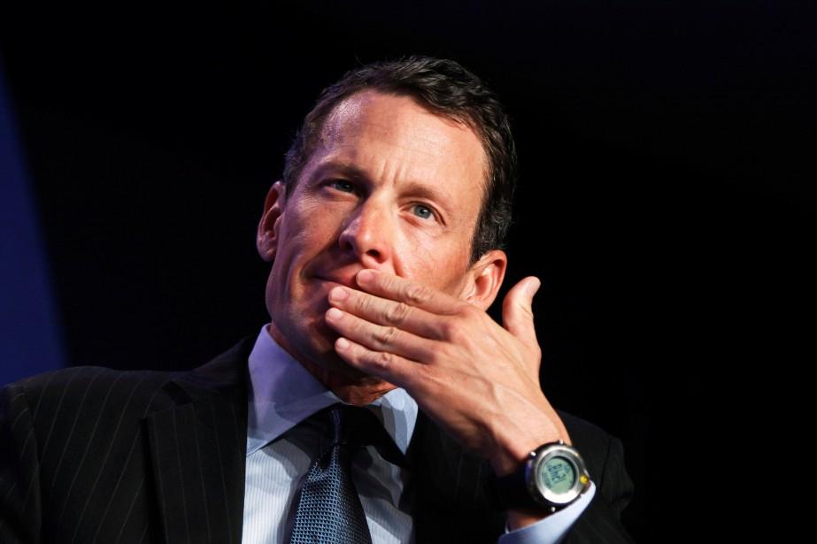 Lance Armstrong fait face à une poursuite dudépartement... (Photo Lucas Jackson, REUTERS)