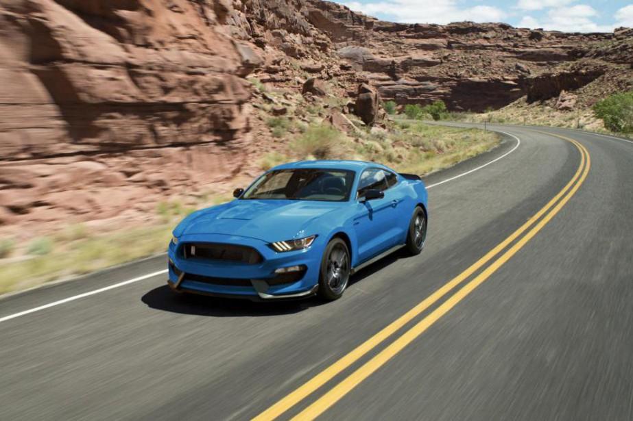 La Mustang fera l'objet d'une refonte assez substantielle à compter de l'automne. (Toutes les photos : Ford)