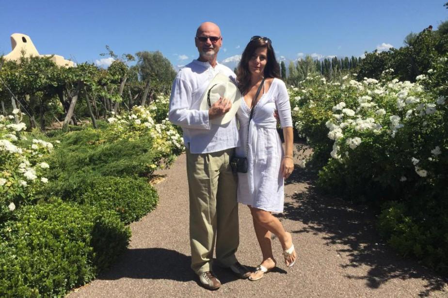 André Desrosiers et sa femme font appel à... (Photo fournie par André Desrosiers)