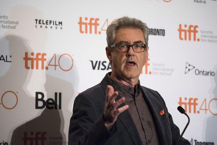 Piers Handling s'est joint à l'équipe du TIFF... (PHOTO ARCHIVES LA PRESSE CANADIENNE)