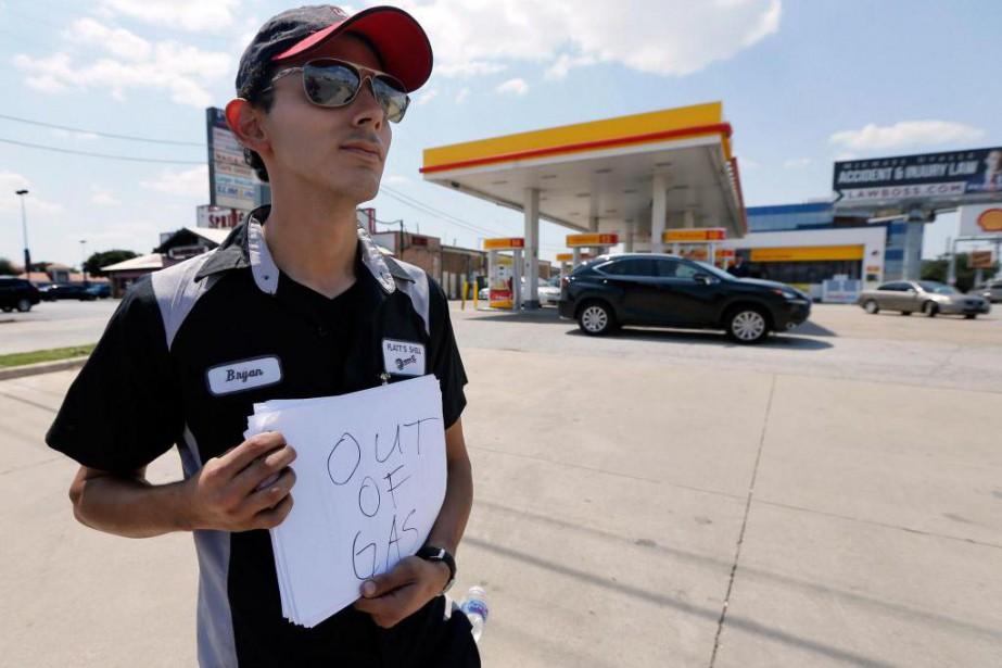 Le sujet de l'essence est sur toutes les... (Photo Tony Gutierrez, Associated Press)