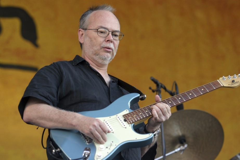 D'abord bassiste puis guitariste, Walter Becker a grandi... (Photo archives AP)