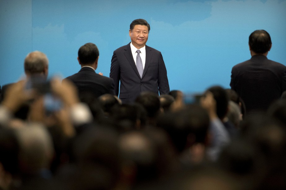 Xi Jinping.... (AP)