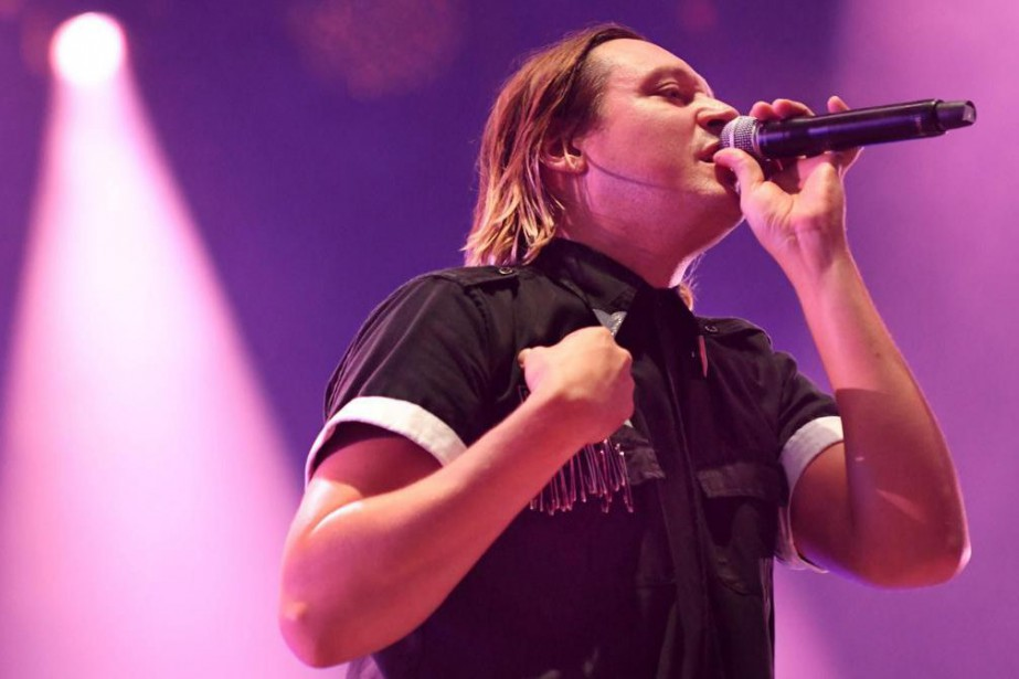 Win Butler, d'Arcade Fire. Le groupe lancera sa... (PHOTOFRED TANNEAU, ARCHIVES AGENCE FRANCE-PRESSE)
