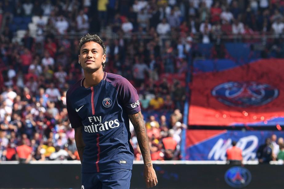 Le joueur le plus cher du monde en... (Photo ALAIN JOCARD, AFP)