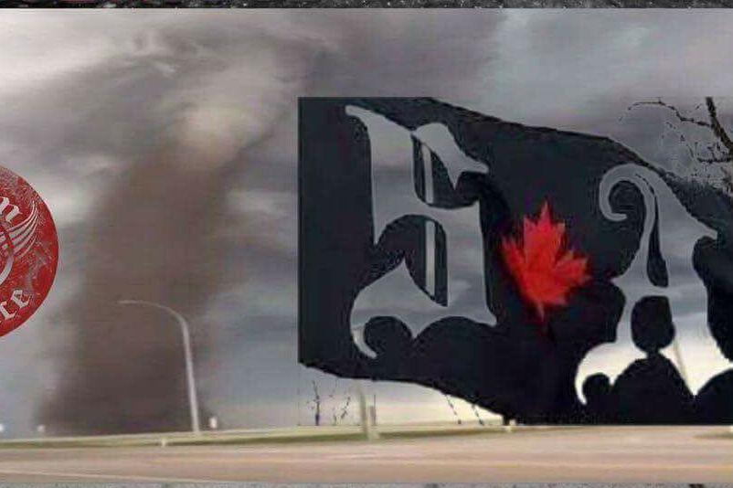 Storm Alliance, un groupe critique de l'immigration, entend... (Image tirée du site de Storm Alliance)