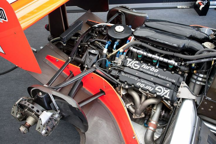 Porsche était motoriste de l'écurie F1 McLaren-TAG durant... (PHOTO : PORSCHE)