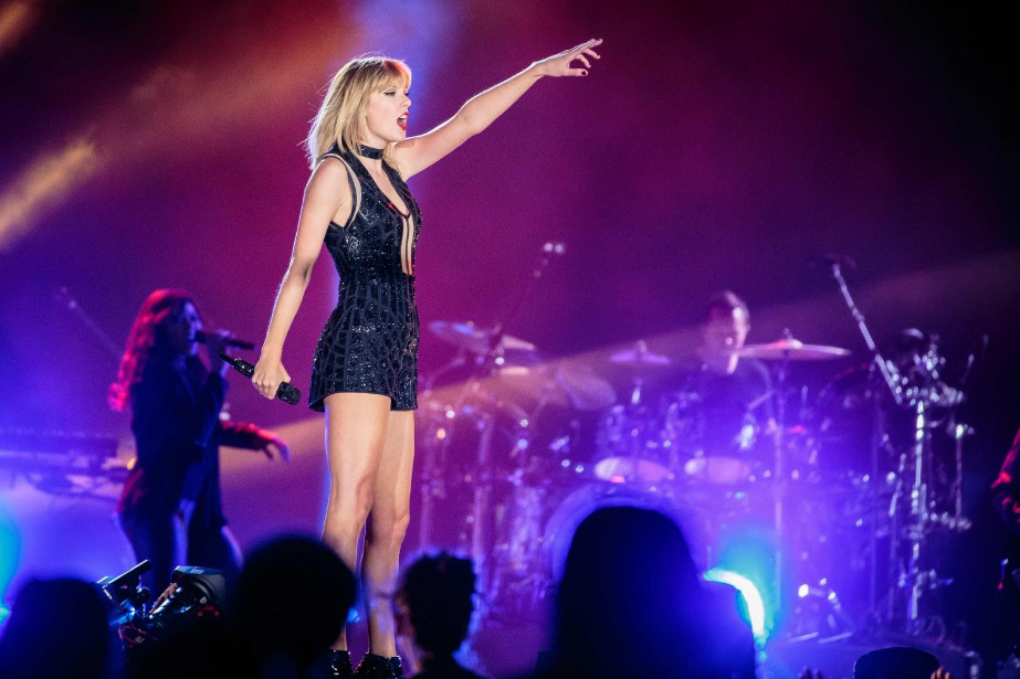 Taylor Swift... (ARCHIVES AP)