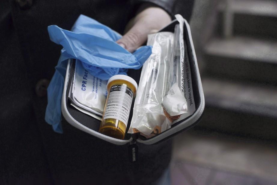La naloxone est un médicament utilisé pour renverser... (PHOTO JONATHAN HAYWARD, ARCHIVES LA PRESSE CANADIENNE)