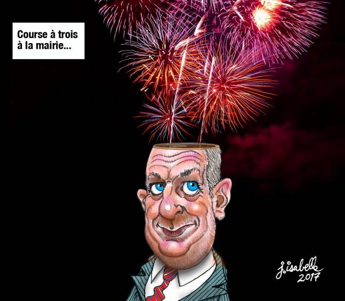 Caricature du 6 septembre | 6 septembre 2017