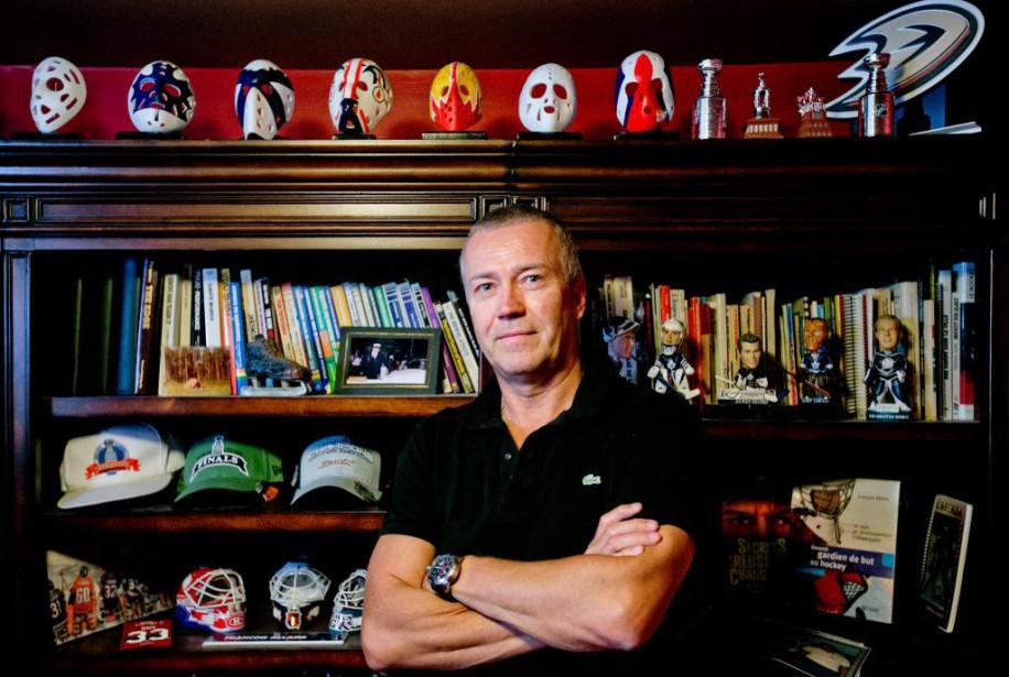 François Allaire a passé 32 ans dans la... (Photo Marco Campanozzi, Archives La Presse)