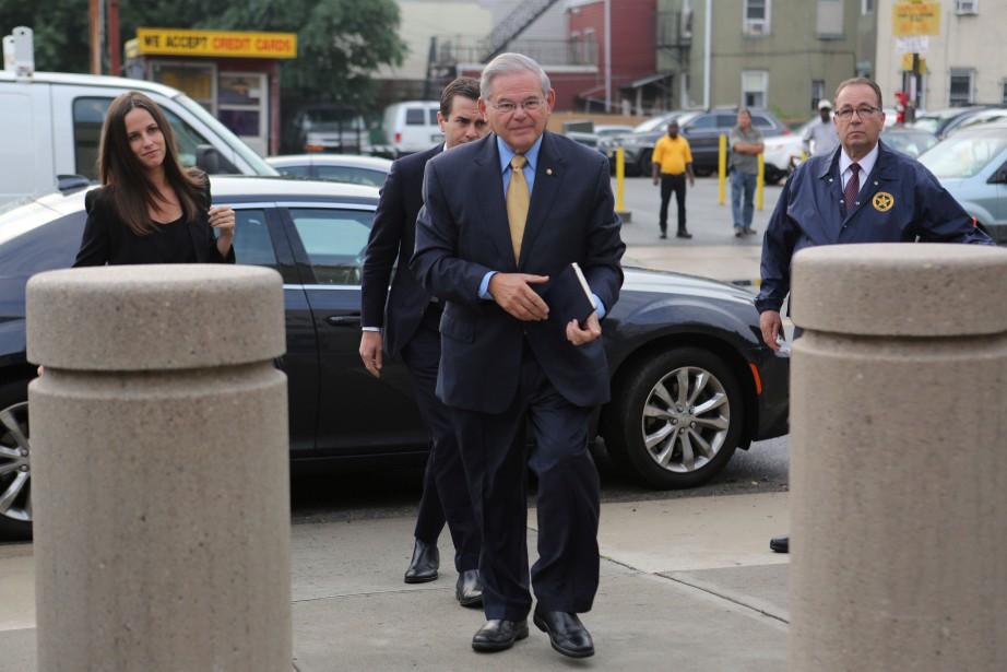 Robert Menendez, sénateur du New Jersey de 63... (Photo Joe Penney, REUTERS)