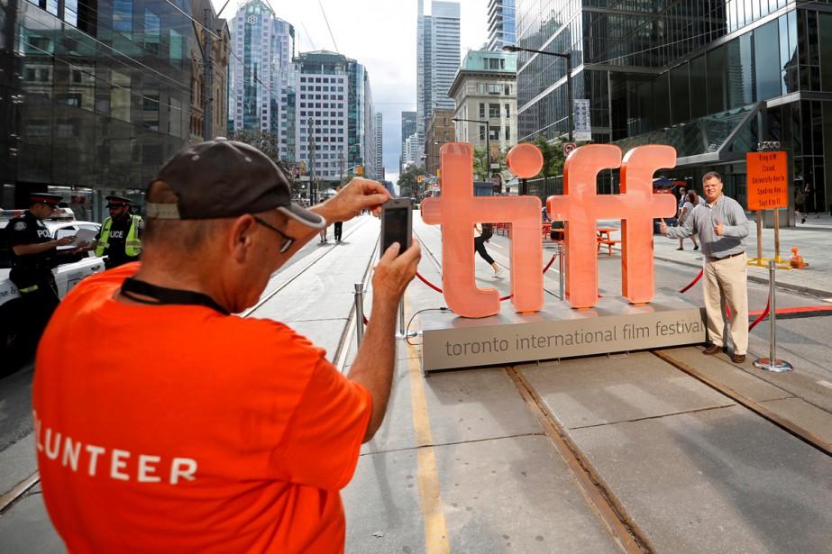 Le Festival du film de Toronto - plus grand du genre en... (PHOTO REUTERS)