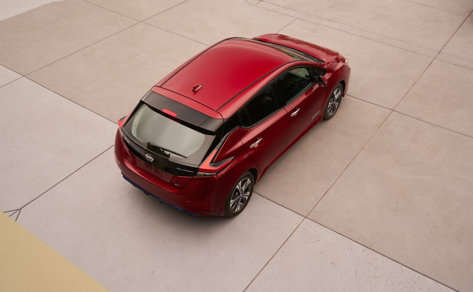 Nissan Leaf 2018 (Nissan)