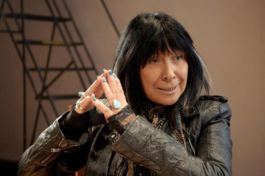 Buffy Sainte-Marie dans Rumble:The Indians Who Rocked The... (Photo fournie parRezolution Pictures)