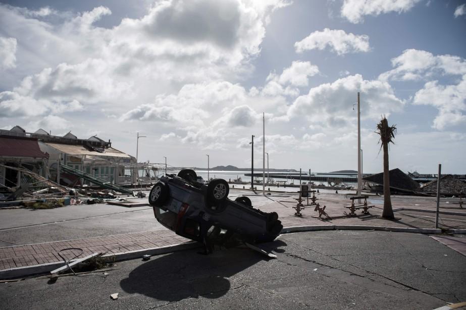 Une nouvelle épreuve en vue pour la population,... (Photo AFP)