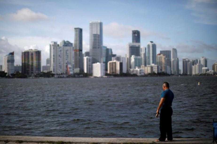 À peine 42% des résidences situées dans les... (PhotoCarlos Barria, archives Reuters)