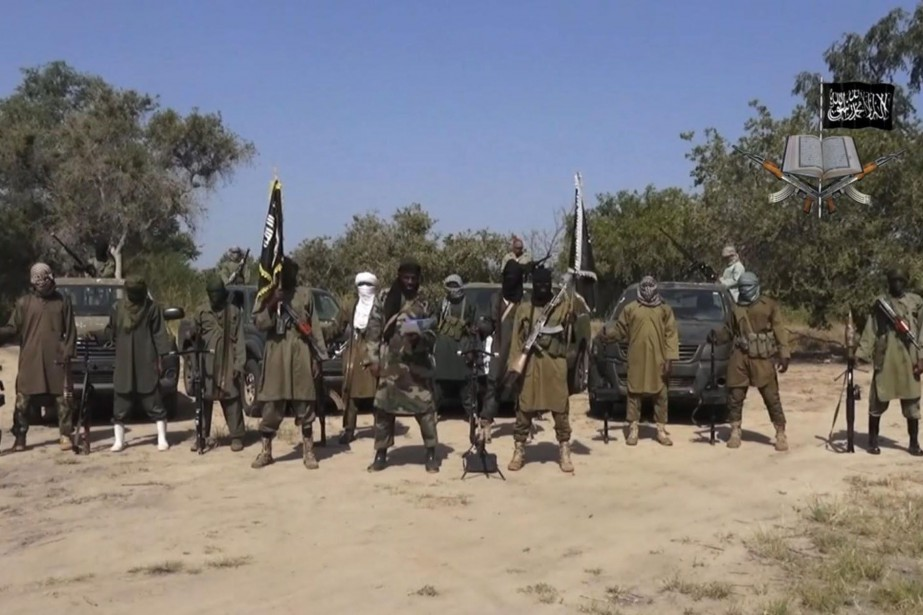 La rébellion de Boko Haram, qui dure depuis... (PHOTO ARCHIVES AP)