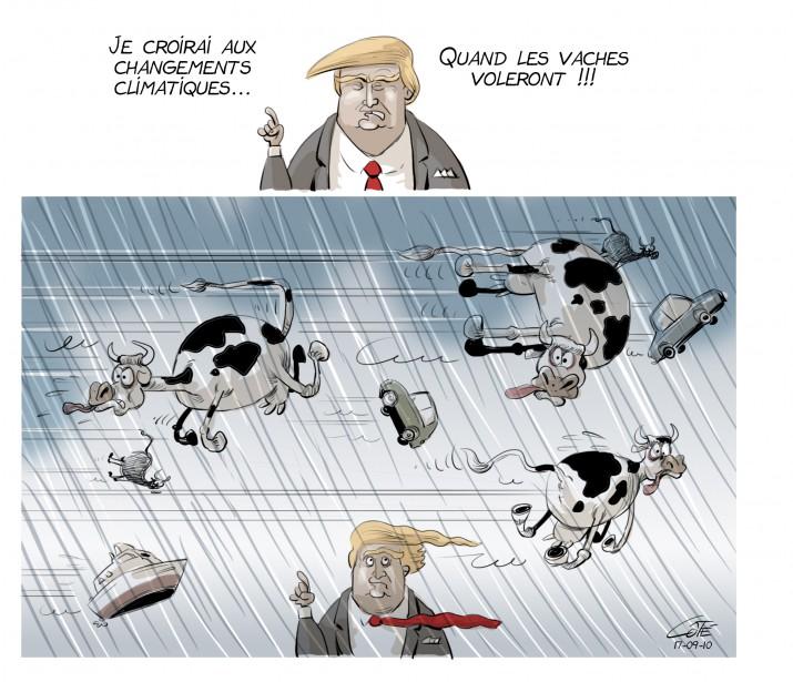 Caricature du 10 septembre (André-Philippe Côté)