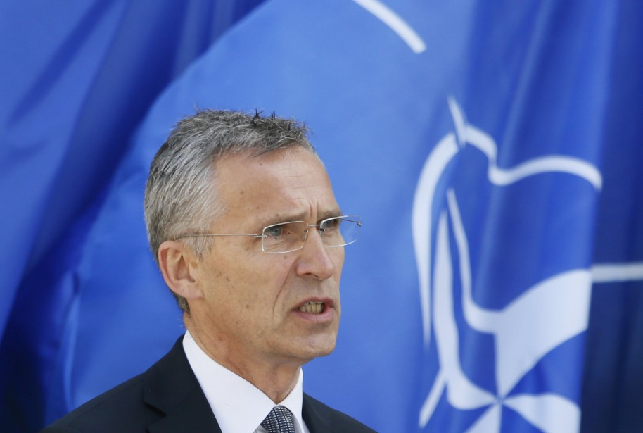 Jens Stoltenberg... (PHOTO REUTERS)