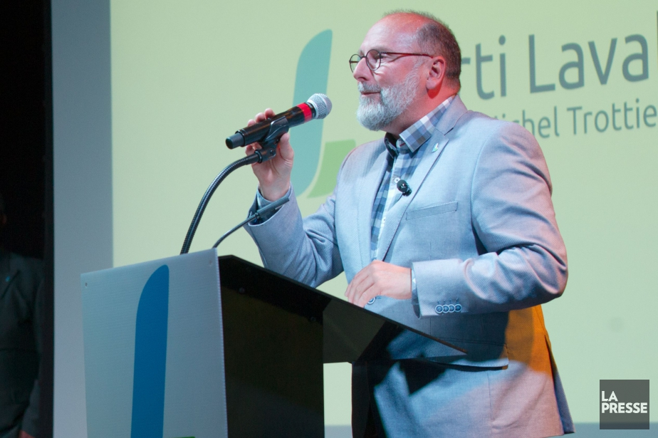 Conseiller municipal depuis 2013, M. Trottier a décidé... (PHOTO ARCHIVES LA PRESSE)