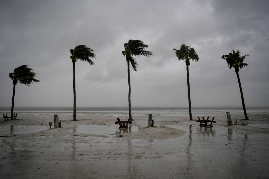 Le président Trump a déclaré l'état de catastrophe naturelle pour la Floride, permettant ainsi de débloquer des moyens supplémentaires pour venir en aide à la péninsule balayée par le gigantesque ouragan<em>Irma</em>. (REUTERS)