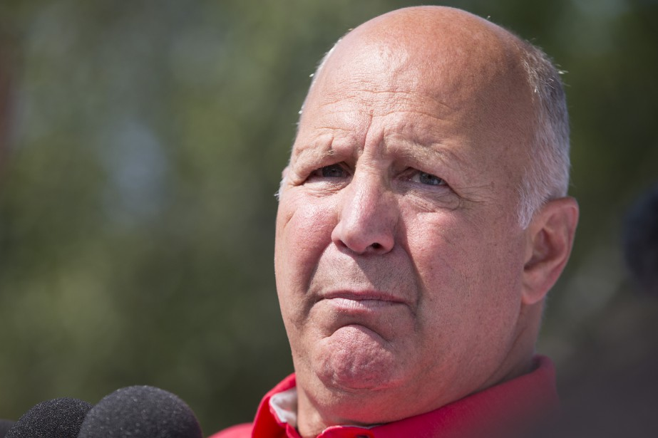 Claude Julien (Photo Ivanoh Demers, La Presse)