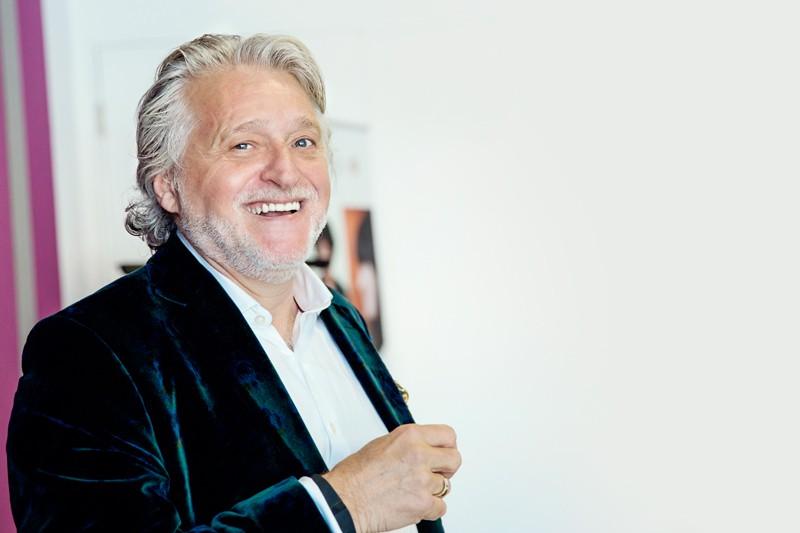 Gilbert Rozon de Juste pour rire est l'un des intervenants... | 2017-09-12 00:00:00.000
