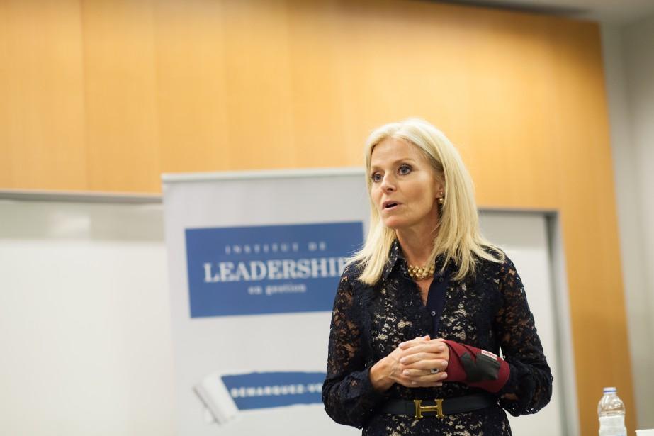Isabelle Hudon de Sun Life est l'une des intervenantes de renom de l'Institut de leadership en gestion  | 12 septembre 2017
